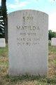 Matilda <I>Hughes</I> Perry