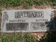 Edna <I>Shelton</I> Ballard