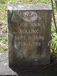 Joe Ann Bolling