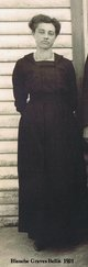 "Profile photo:  Naomi Blanche ""Oma"" <I>Graves</I> Bellis"