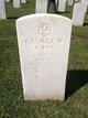 Profile photo:  George W Cain
