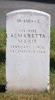 Profile photo:  Almaretta Marie Jobe