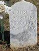 John F Austin