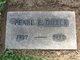 Pearl E. Diller