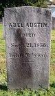 Profile photo:  Abel Austin