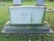 Profile photo:  Ann Charlotte <I>Sellers</I> Atkins