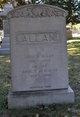 """Profile photo:  John B. """"McAllan"""" Allan"""