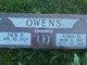 """Alma D """"Elma"""" <I>Percival</I> Owens"""