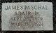 Profile photo:  James Paschal Adair, Jr