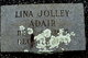 Profile photo:  Lina <I>Jolly</I> Adair