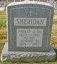 Jennie M. <I>Kennedy</I> Sheridan