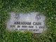 Profile photo:  Abraham Cain