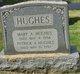 Mary A. <I>O'Donnell</I> Hughes