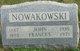 Frances <I>Osowski</I> Nowakowski