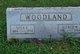 """Alpheus Wilson """"Alfred"""" Woodland"""