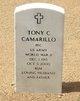 Tony C Camarillo