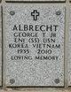 George T Albrecht, Jr