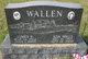 "Profile photo:  Ada ""Arlene"" <I>Mills</I> Wallen"