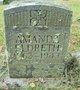 Amanda <I>Dunn</I> Eldreth
