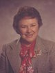 "Profile photo:  Cecile Verga ""Vergie"" <I>Adams</I> Mouton"
