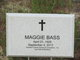 Maggie <I>Douglas</I> Bass