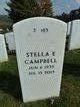 Profile photo:  Stella Edna <I>Wyant</I> Campbell