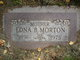 Edna Violet <I>Bailey</I> Morton