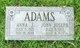 Profile photo:  John Joseph Adams