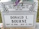Profile photo:  Donald Lee Bourne