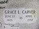 Grace L. Carver