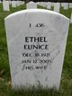Ethel Eunice <I>Smith</I> Miller