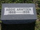 Profile photo:  Addie Mary <I>White</I> Arntzen