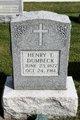 Henry T Dumbeck