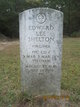 PFC Edward Lee Shelton