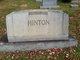 Mrs Lydia Mary <I>Roberts</I> Hinton
