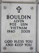 Profile photo:  Alvin Bouldin
