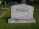 Mollie <I>Merritt</I> Brown
