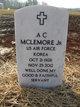 Profile photo: Rev A. C. McLemore