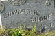 Edward R. Shone