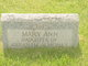Mary Ann Almoney