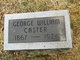 Profile photo:  George William Caster
