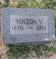 Profile photo:  Vinton V Boyer