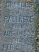 Charles J Palenske