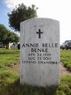 Profile photo:  Annie Belle <I>Schindler</I> Benke