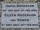 Profile photo:  Eileen <I>Bowen</I> Anderson