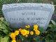 Pauline Wanda <I>Modro</I> Kemling