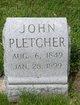 Profile photo:  John C. Pletcher