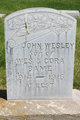 Profile photo:  John Wesley Bame