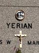 Profile photo:  Margaret Ann <I>McAvory</I> Yerian
