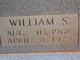 """William Stanley """"Buck"""" Glover, Sr"""